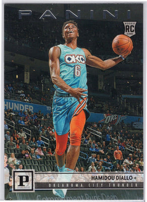 Hamidou Diallo rookie card 2018-19 Chronicles Basketball #104