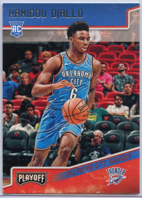 Hamidou Diallo RC 2018-19 Chronicles Basketball No. 188
