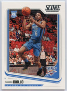 Hamidou Diallo rookie card No. 694