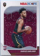 Darius Garland Rookie Card Winter Snowflake 2019-20 Panini Hoops Basketball #251