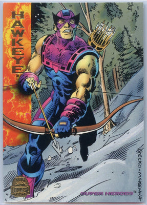 1994 Marvel Universe Super-Heroes Sabretooth #148