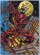 1994 Marvel Universe Super-Villains Carnage #125