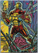 1994 Marvel Universe Super-Heroes Iron Man #161