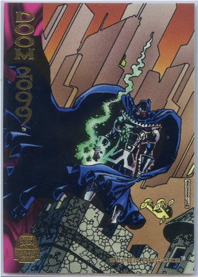 1994 Marvel Universe Super-Heroes Doom 2099 #174