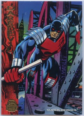 1994 Marvel Universe Super-Heroes Daredevil #188