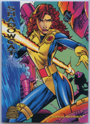 1994 Marvel Universe Super-Heroes Shadowcat #116