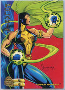 1994 Marvel Universe Super-Heroes Polaris #111