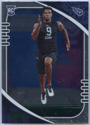 2020 Absolute Football Anthony Kristian Fulton Parallel Rookie Card #174