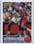 Shaquille O'Neal P43 Card 1992-93 Upper Deck Future Force Magic Center
