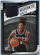 2018-19 Donruss Basketball Lonnie Walker IV Rookie Jerseys Card RJ-LW4