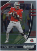 2020 Prizm Draft Picks Dwayne Haskins Football Card #42