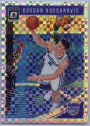 2018-19 Donruss Optic Basketball Bogdan Bogdanovic CHECKERBOARD Prizm #61