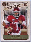 2020 Legacy Football Jalen Hurts Rookie Card #142