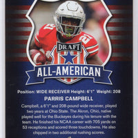 2019 Leaf Draft Parris Campbell card