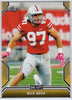 2019 Leaf Draft Nick Bosa Yellow RC