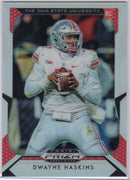 2019 Panini Prizm Draft Picks Dwayne Haskins Rookie Card #113