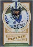 2019 Panini Legacy chrome Benny Snell Jr Rookie Card 143