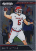 2019 Panini Prizm Draft Picks Baker Mayfield no. 12 card