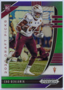 104/199 2020 Prizm Draft Picks Football Eno Benjamin Rookie Card #119 ASU RB