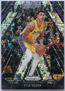 2018 Prizm Basketball Kyle Kuzma ALL DAY SILVER card #8 Lakers