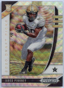 2020 Prizm Draft Picks 212/299 Jared Pinkney HYPER SILVER PRIZM Rookie Card #137