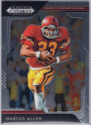 2019 Panini Prizm Draft Picks Marcus Allen #64 University of Southern California Football Card
