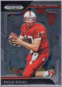 Philip Rivers 2019 Panini Prizm Draft Picks NC State #75 card