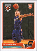 Devin Booker Panini Complete Rookie Card
