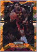 Kevin Porter Jr rookie card orange cracked ice 2019-20 Panini Prizm Basketball