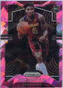 Kevin Porter Jr Pink Cracked Ice Rookie Card #274 Prizm Basketball 2019-20