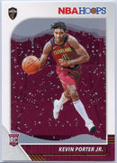 Kevin Porter Jr Rookie Card #225 Snowflakes 2019-20 NBA HOOPS Basketball Cleveland Cavs