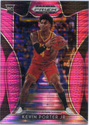 Kevin Porter Jr Pink Pulsar Prizm Draft Picks 2019 Rookie Card #94 USC Trojans