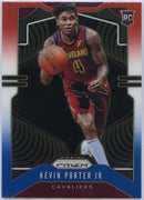 Kevin Porter Jr Red White Blue Rookie Card Prizm 2019-20 Prizm Basketball