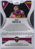 2019-20 Panini Prizm Basketball Red White Blue Kevin Porter Jr rookie card Cleveland Cavs
