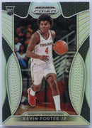 Kevin Porter Jr silver Prizm Draft Picks 2019 Rookie Card #30 USC Trojans