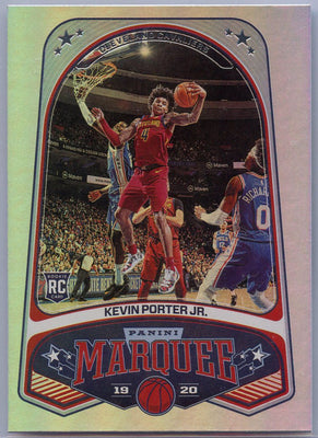 2019-20 Chronicles Marquee Basketball Kevin Porter Jr Rookie Card #268