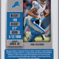 2018 Marvin Jones Jr. Lions card