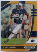 116/149 Miles Sanders NEON ORANGE PRIZM Card #76 2020 Prizm Draft Picks Penn State RB