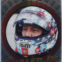 2020 Prizm Racing DIALED IN Kyle Busch Insert Card #DI4