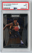 2019 Ja Morant Prizm Draft Picks Rookie Card #2 PSA 9 Murray State