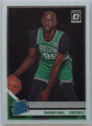 2019-20 Donruss Optic Basketball Tacko Fall RATED ROOKIE Card #161