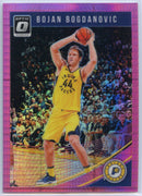 Bojan Bogdanovic PINK PRIZM Card #122 2018-19 Donruss Optic Basketball