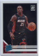2019-20 Donruss Optic Kendrick Nunn RATED ROOKIE Card #193 Heat