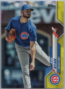 2020 Topps Update Kyle Ryan Yellow Parallel #U-27