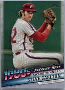 2020 Topps Update Steve Carlton Decades Best 1980s #DB-39
