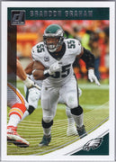 Brandon Graham 2018 Panini Donruss football #201 Eagles card