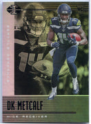 DK Metcalf Rookie Card #37 2020 Illusions Football Seahawks WR
