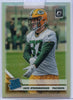 Jace Sternberger SILVER RATED ROOKIE card #198 2019 Donruss Optic Football Green Bay Packers TE
