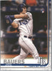 Jake Bauers rookie card 2019 Topps Series 1 Baseball #311 Tampa Bay Rays