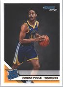 Jordan Poole Rated Rookie card #226 Golden State Warriors